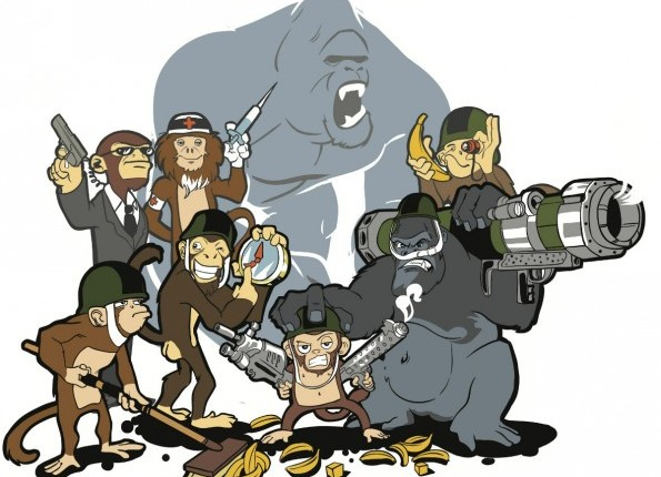 Netflix's army of monkeys