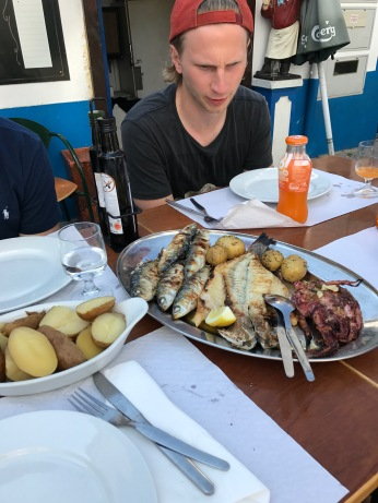 fish @ Ericeira fish markt