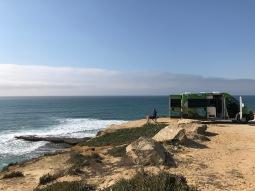 IndieCamper @ the cliffs