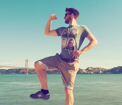 Captain @ River Tejo Lisbon
