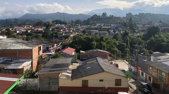 Colombia 1 – Bogota ySalento